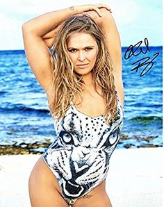 Ronda Rousey made headlines when she appeared in the 2015 SI Swimsuit Issue, so when we invited her back this year, we needed to do something special. Ronda Rousey Hot, Ronda Jean Rousey, Look Girl, Up Girl, Divas Wwe, Mma, Ronda Rousy, Rowdy Ronda, Street Bikes