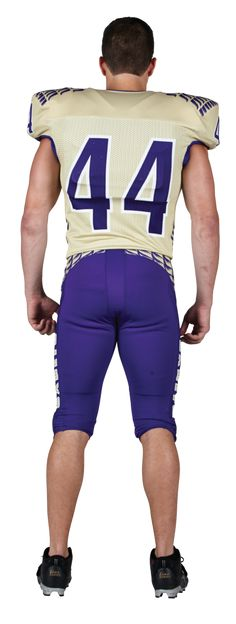 Rawlings Adult Sublimated Football Jersey - Cadets