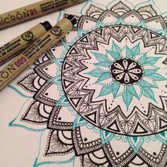 40 Beautiful Mandala Drawing Ideas