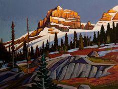 November Light Mount Hector, by Nicholas Bott oil Canadian Art, Colorful Art, Art Painting, Landscape Paintings, Canadian Artists, Taos Art, Environmental Art, Landscape Art, Country Art