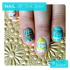 julep: seashell inspiration