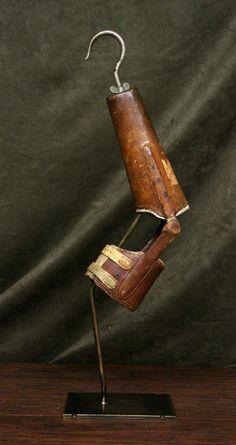 Antique Prosthetic Hook arm by briankubasco on Etsy