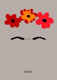 frida minimalist - Pesquisa Google More