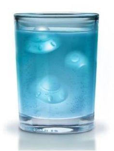 ice cube UFOs