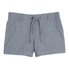 b643723a16 Icebreaker Women's Shasta Shorts, Size: 30 (30), Fathom Heather Hiking  Shorts