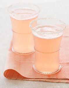 Color Durazno - Peach!!! drinks..