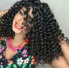 Curly curls