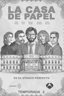 Lacasa De Papel Assistir Seriados Series Online Casa De