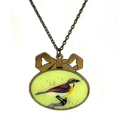 Long Distance Flight Necklace – ASK ALICE by All Gifts Online All Gifts, Online Gifts, Long Distance, Pocket Watch, Alice, Birds, Illustration, Accessories, Jewelry