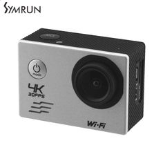 57.35$ Watch now - Action Camera Wifi 2 Inch 1080P Full Hd Dv Mini Cam Recorder Marine Diving 30M Waterproof Sports Camera