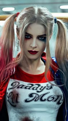 Suicide Square Harley Quinn Women Cosplay Outfit Costume ( Custom Made ) Harley Quinn Et Le Joker, Harley Quinn Halloween, Margot Robbie Harley Quinn, Harley Quinn Cosplay, Héros Dc Comics, Harey Quinn, Shotting Photo, Joker Art, Cosplay Girls
