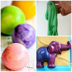 Homemade Fun: 21 Kids Crafts and Activities You Can Make Yourself