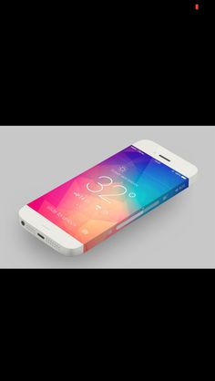 If the Iphone 6 looks like this I'll be the happiest girl alive!