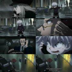 Kurapika, Leorio, Killua, and Melody… Haha XD        ~Hunter X Hunter