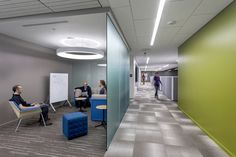 Oracle Office by RMW architecture & interiors Santa Clara  California