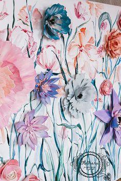 гигантские цветы на заказ фотозона свадебная регистрация выездная оформление праздника Кемерово Кузбасс декор дизайн www.flofra.ru19