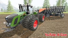 That Was Fast - Seeding with Fendt Vario T & Amazone Condor - Farming Si...