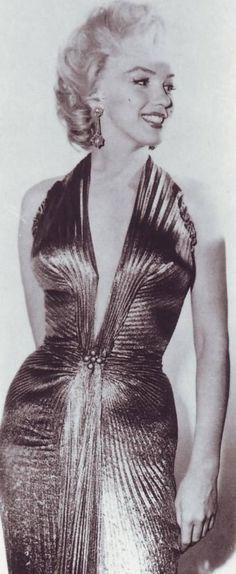 Marilyn Monroe. #Flawless