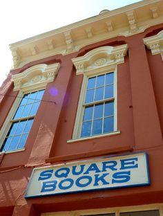 Square Books, Oxford MS