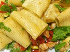 La pasta fredda - un'idea per il pasto fuori casa