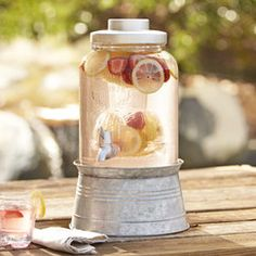 Birch Lane:  Cawley Beverage Dispenser