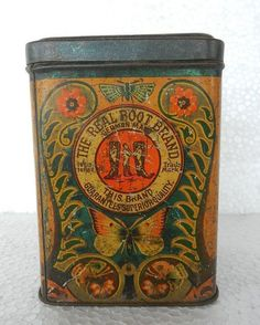 """Vintage  Real Boot Brand  Saccharin Fabric  Butterfly Litho Print Tin Box  Vintage Decoration!! Get it delivered to your door step  Just visit: Singhalexportsjodhpur.COM and search for """"12492"""" in the search box  FREE SHIPPING!!! INDIAN DECOR INDUSTRIAL DECOR VINTAGE DECOR POP ART MOVIE POSTERS VINTAGE MEMORABILIA FRENCH REPLICA  #tinbox #tinboxes #vintagebox #onlineshopping #instashopping #shoppinggram #vintageshopping #rareitem #rareshopping #rarebuy #collectortoy #powderbox #powderboxes…"""
