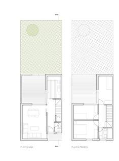 Image 11 of 12 from gallery of 20 Social Dwellings in El Saucejo / Suárez Corchete. Housing Unit Plans