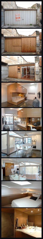 Passage Buhan by FABRE/deMARIEN architects ( http://www.fabredemarien.com/en/accueil.html ). Re-pin courtesy of John Ue ( http://pinterest.com/johnue/ )