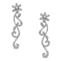 The timeless appeal of flowers and diamonds, in one.