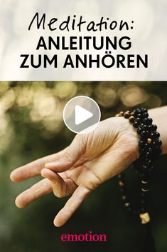 Du brauchst nur 5 Minuten Ruhe, um mit unserer kostenlosen Anleitung vom Profi z… You only need 5 minutes rest to meditate with our free guide from the professional and to find peace. The perfect anti-stress tip. Chakra Meditation, Meditation Timer, Mindfulness Meditation, Guided Meditation, Yoga Inspiration, Meditation Supplies, Ayurveda Yoga, How To Start Yoga, Pranayama