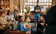 Glee 5x17 Opening Night