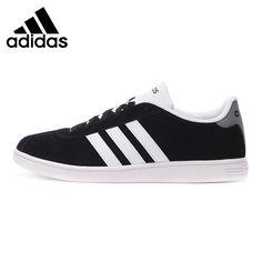 Original New Arrival 2017 Adidas NEO Label Men's Skateboarding Shoes Low Top Sneakers