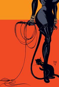 theartofthecover: «Catwoman: Когда в Риме TP Art: Тим Сейл»