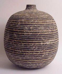 Ceramicist CLAUDE CONOVER (American : 1907–1994)
