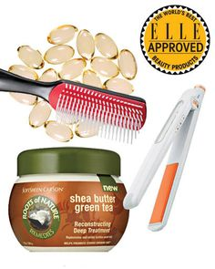 Shea Butter Deep Conditioning treatment for your hair