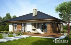 Dream House Exterior, Modern House Design, Home Fashion, Habitats, Gazebo, Sweet Home, Farmhouse, Outdoor Structures, House Styles