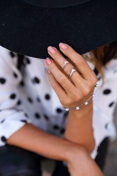 VivaLuxury - Fashion Blog by Annabelle Fleur: BLACK N' WHITE