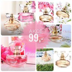 Avon Cherish parfémovaná voda dámská 50 ml Avon, Perfume Bottles, Beauty, Perfume Bottle, Beauty Illustration