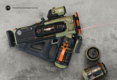 ArtStation - Loogie Gun, Igor Sobolevsky