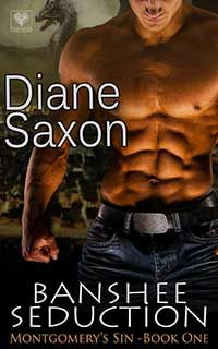Diane Saxon author of Banshee Seduction, Montgomery's Sin 1 @Diane_Saxon #RLFblog #shapeshifter | Romance Lives Forever