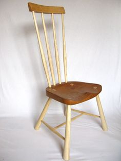 Contemporary Welsh stick chair