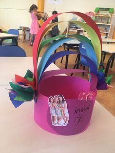 K3 verjaardagsmuts Art For Kids, School, Sombreros, Degree Of A Polynomial, Paper, Art For Toddlers, Art Kids