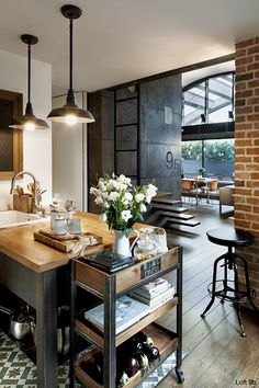 Industrial loft in Sofia