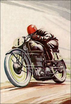 1930's Velocette Race Glory | bullittmcqueen | Flickr