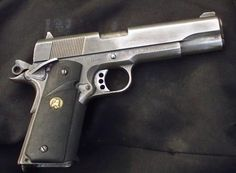 """Springfield Armory configured after the infamous """"MEU-SOC 45"""" of the USMFR - .45ACP"""