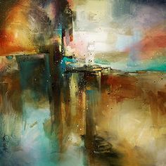 Abstract Featured Images - Bridge to Eternity by Michael Lang