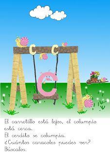 ¿Qué puedo hacer hoy?: Mi jardín: letra C