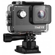 Just US$97.59 + free shipping, buy ThiEYE T5e WiFi 4K 30fps Sport Camera 12MP online shopping at GearBest.com.
