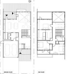 BI Residence 2015, Toronto, Ontario - Plans