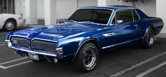 Ever wondered why the 1967 Mercury Cougar has been loved upon by so many. Click above to ready why.